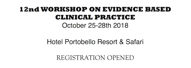 Rio Workshop on Evidence Based Clinical Practice